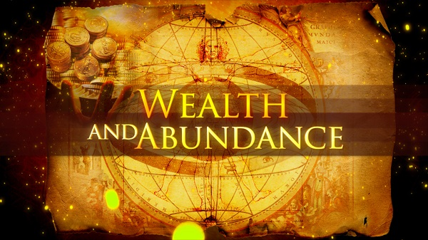 Wealth and abundance manifestations